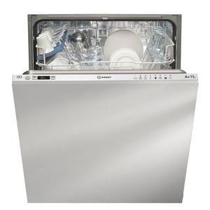 Lave Vaisselle Encastrable Hotpoint HIC 3C24 A++ avec Moteur à Induction - 14 Couverts