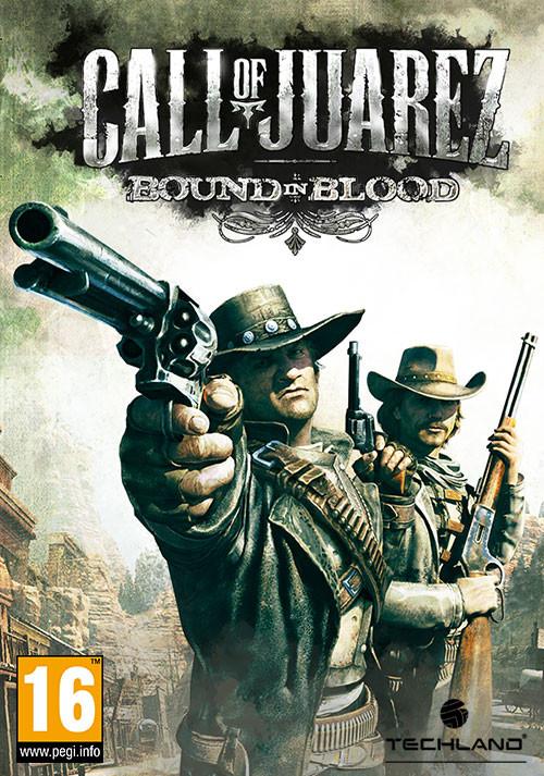 Call of Juarez: Bound in Blood sur PC (Dématérialisé - Uplay)