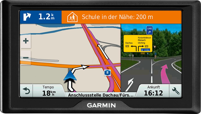 """GPS auto 6"""" Garmin Drive 61 LMT-S - avec carte Europe et MAJ à vie"""