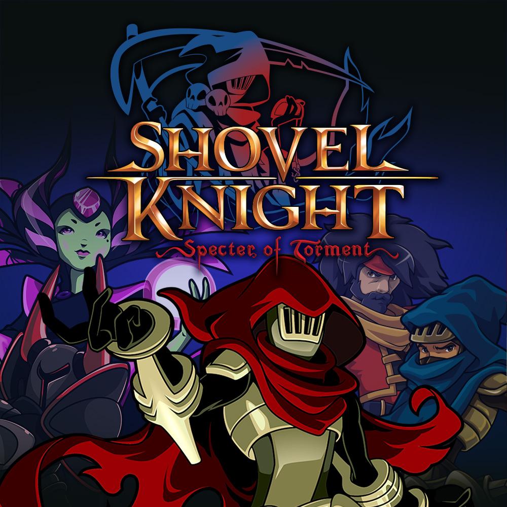 Shovel Knight: Specter of Torment sur Nintendo Switch (Dématérialisé - eShop Norvège)