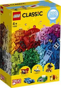 Jeu de construction Lego - L'amusement créatif 11005 (via 4€ sur le compte fidélité)