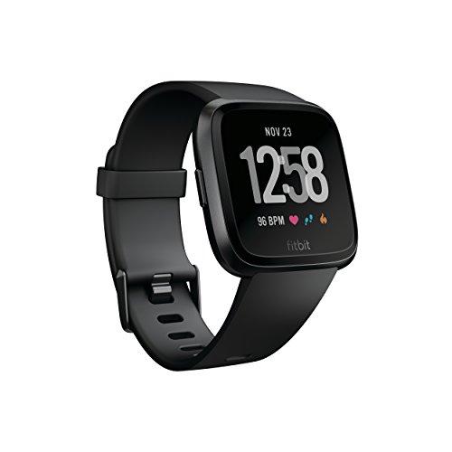 Montres connectée de sport Fitbit Versa - Noir