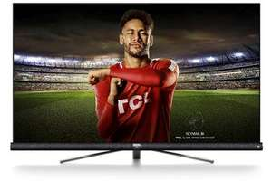 """TV 55"""" TCL 55DC760 - 4K UHD, HDR 10, Android TV (via ODR 100€)"""