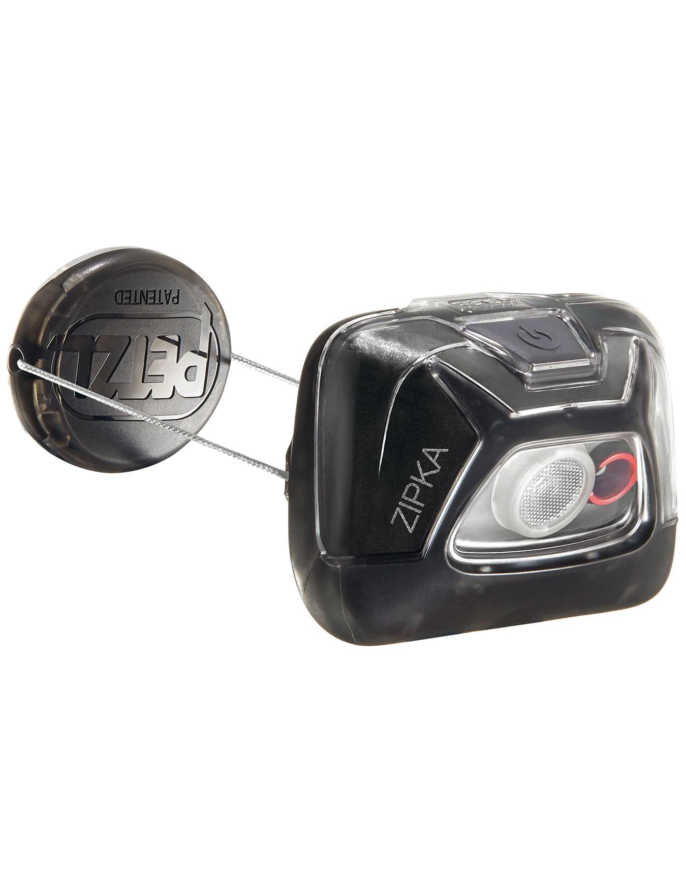 Lampe frontale LED Petzl Zipka