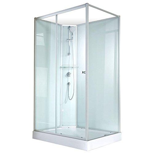Cabine de douche intégrale Schulte - 140x90 cm (vendeur tiers)