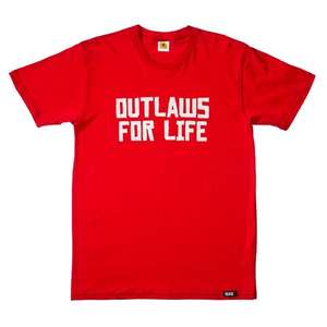 T-shirt  Red Dead Redemption II - Rouge (Plusieurs tailles)