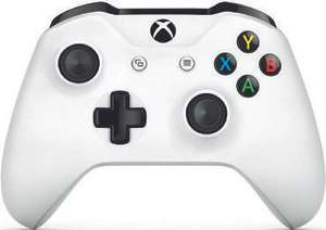 Manette Microsoft Xbox One (Noire ou blanche) + Minecraft Starter Collection