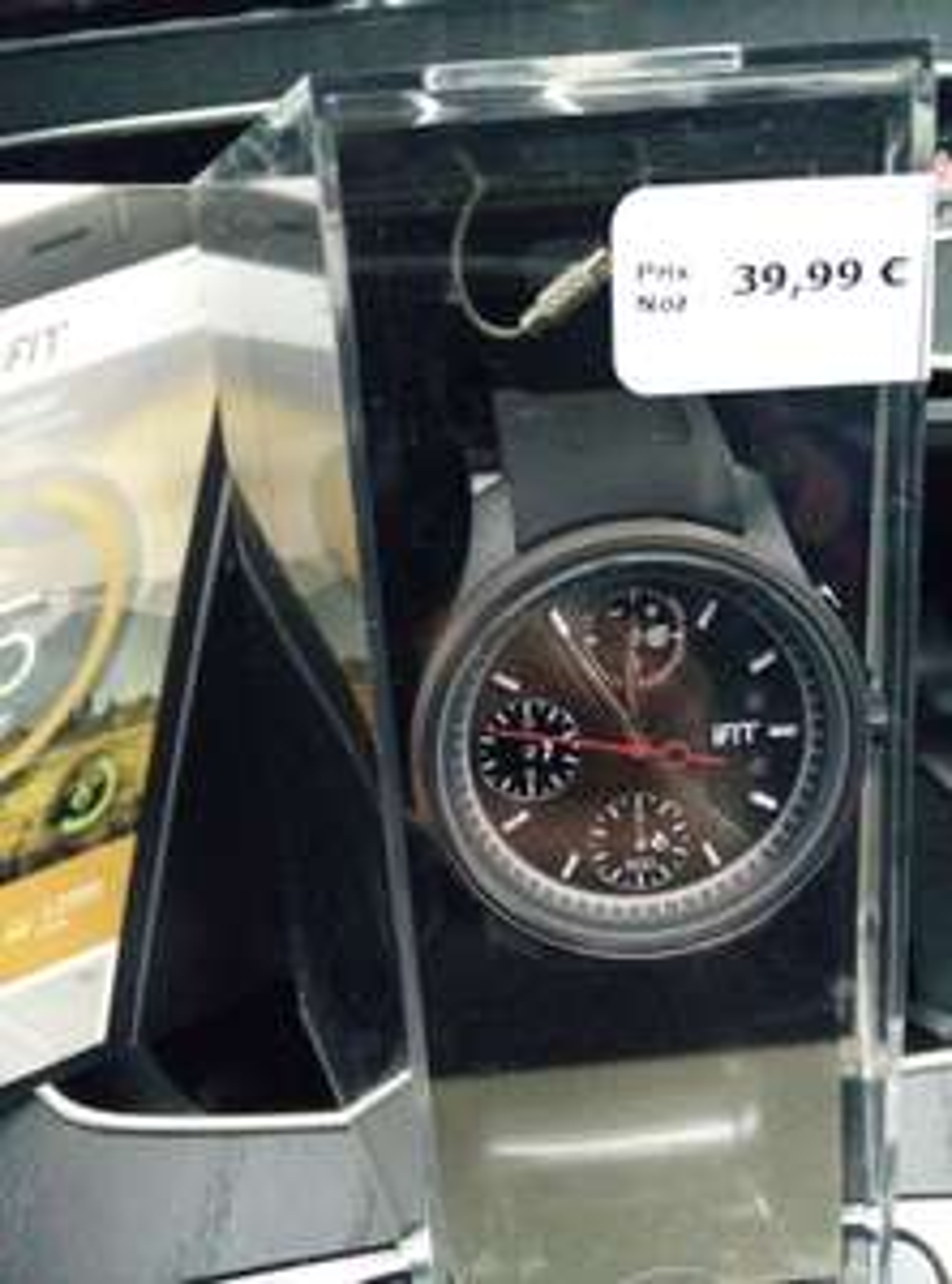Bracelet connecté iFit Classic (Noir) - Saint-Martin-au-Laërt (62)