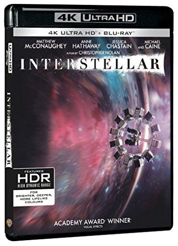 Blu-ray 4K Interstellar (+ Blu-Ray 2D)