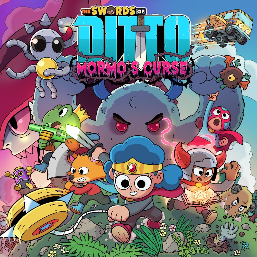 The Swords of Ditto: Mormo's Curse sur Nintendo Switch (Dématérialisé)