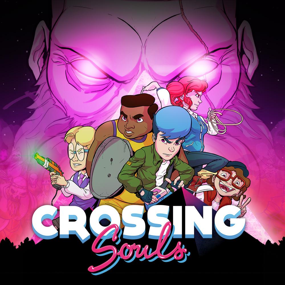 Crossing Souls sur Nintendo Switch (Dématérialisé)