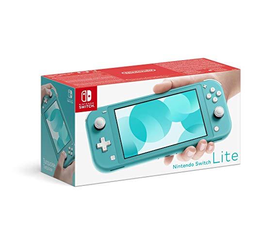 Console Nintendo Switch Lite + Bon d'achat de 10€ (Via 50€ sur la carte fidélité)