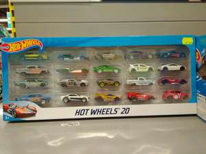 Lot de 20 petites voitures Hot Wheels 20 - Bourgoin-Jallieu (38)