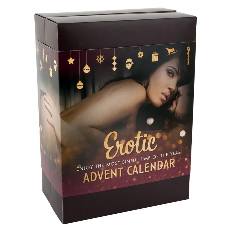 Calendrier de l'Avent Erotic 2019 - 24 produits d'une valeur de 400€