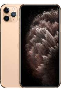 """Smartphone 5.8"""" Apple iPhone 11 Pro (MWC52ZD/A) - 64Go, Or (Vendeur tiers)"""
