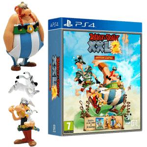 Astérix & Obélix XXL 2 - Édition Limitée sur PS4, Switch ou Xbox One à 19.9€ ou Édition Collector sur Switch à 29.9€