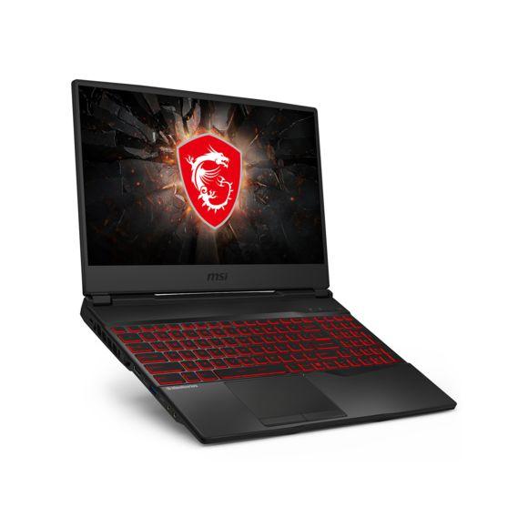 """PC Portable 15.6"""" MSI GL65 I7 9750H - SSD 512Go, GeForce RTX 2060, 16Go DDR4, 120Hz, Sans OS"""