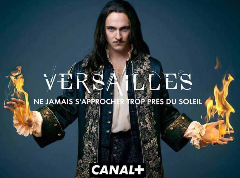 Série Versailles - 2 premiers épisodes gratuits en streaming