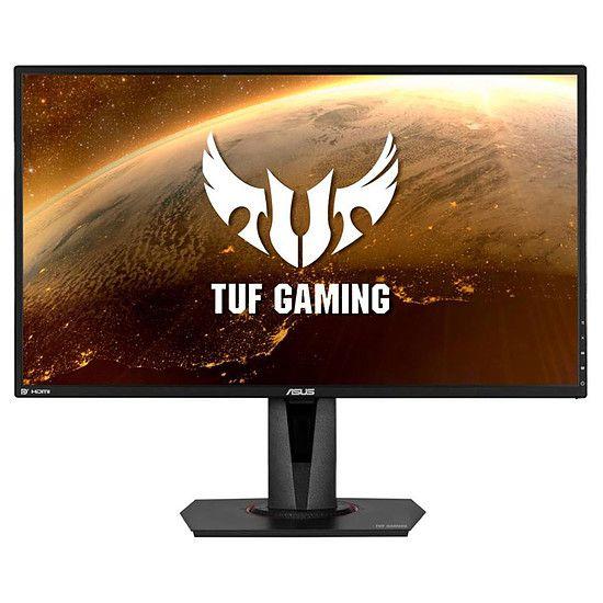 """Écran PC LED 27"""" Asus TUF Gaming VG27AQ - WQHD, HDR, IPS, 165Hz, 1ms, FreeSync"""