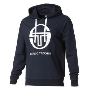 Sweatshirt Mixte Sergio Tacchini Comma - Marine et blanc (Plusieurs tailles)