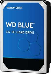"""Disque dur Interne 3.5"""" Western Digital Blue - 4To (Frontaliers Suisse)"""