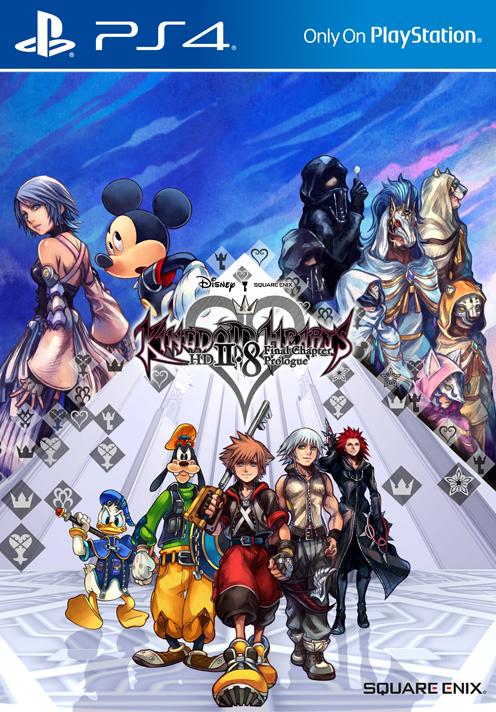 Kingdom Hearts HD 2.8 : Final Chapter Prologue sur PS4
