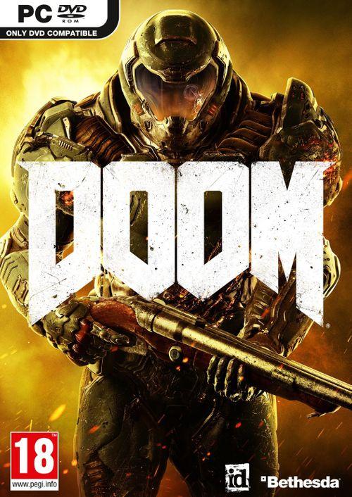 Jeu Doom sur PC (Dématérialisé, Steam)