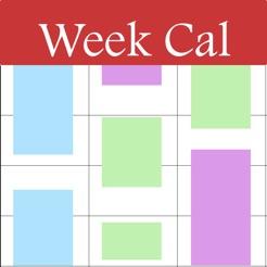 Application Week Calendar Pro gratiute sur iOS