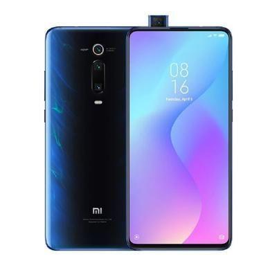Xiaomi Mi 9T - 6 Go RAM, 64 Go, Bleu + 1verre de protection + 1 coque transparente