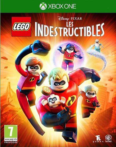 Lego Les indestructibles sur Xbox One