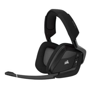 Casque PC Corsair VOID Pro RGB Wireless - Noir, Surround 7.1