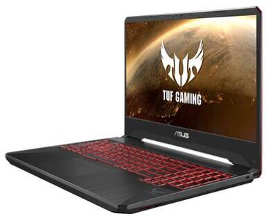 """PC Portable 15.6"""" Asus TUF565GM-AL371T -  i5-8300H, RAM 8 Go, 1 To HDD + 128 Go SSD, GTX 1060, Windows 10"""