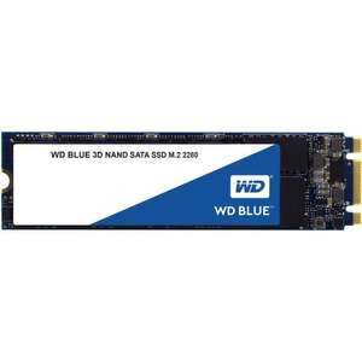 SSD interne M.2 Western Digital Blue SSD 3D - 500 Go (frontaliers Suisse)
