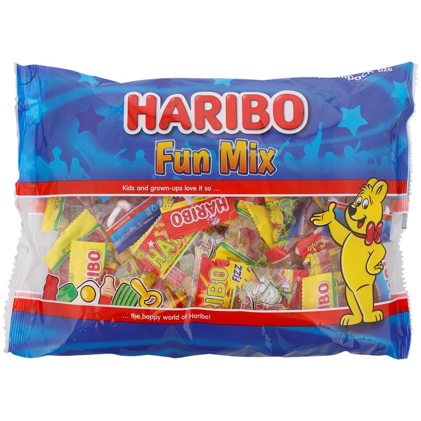 Sachet de bonbons Fun Mix Haribo - 1 kg