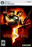 Jeu PC dématérialisé Resident Evil 5 (Clé Steam)