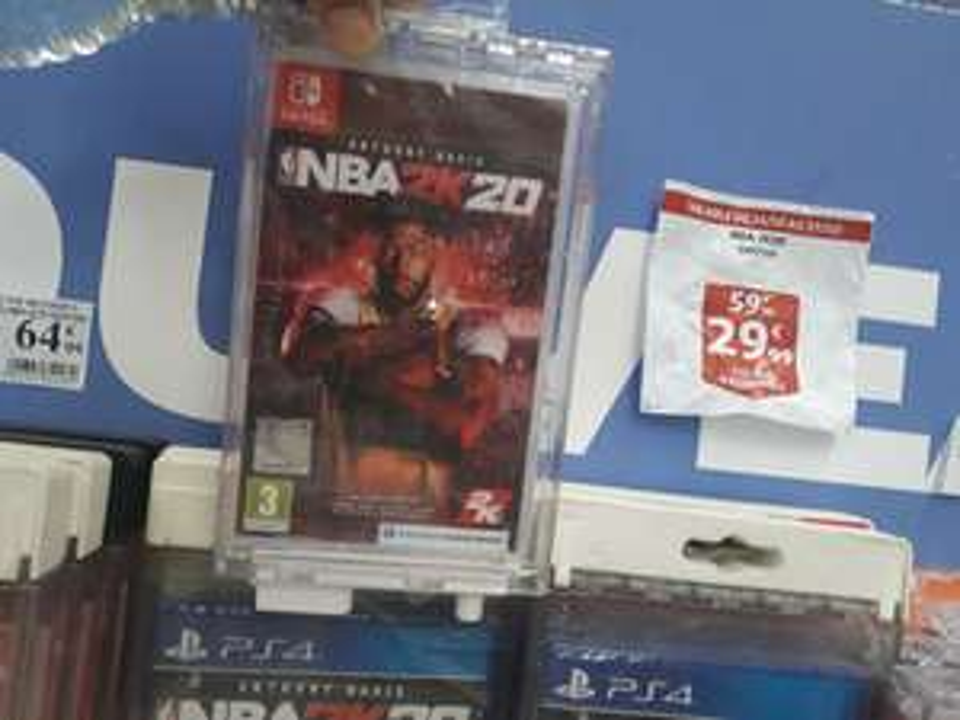 NBA 2K20 sur Nintendo Switch - Leers (59)