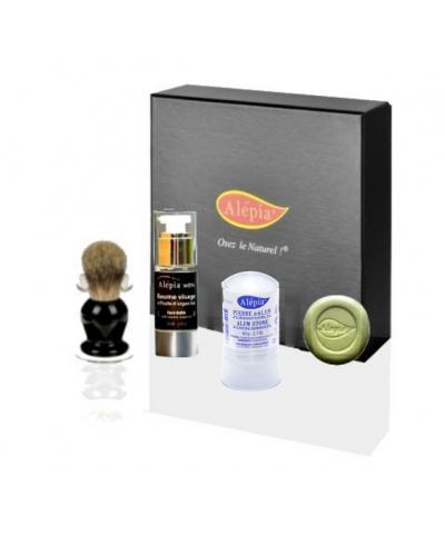 Sélection de produits en promotion - Ex : Coffret de rasage Alepia