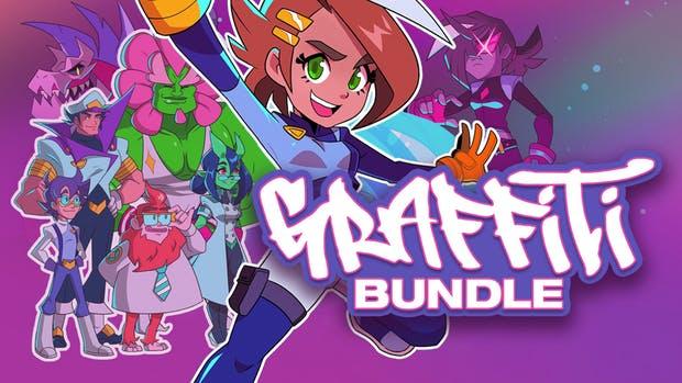 Bundle Graffiti - 4 Jeux sur PC (Dématérialisés - Steam)