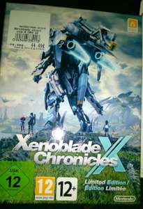 Pack Collector Xenoblade Chronicles X sur Wii U