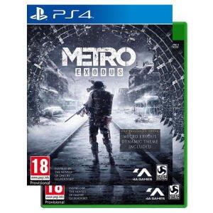 Metro Exodus sur PS4 ou Xbox One