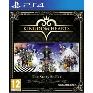 Kingdom Hearts The Story So Far sur PS4
