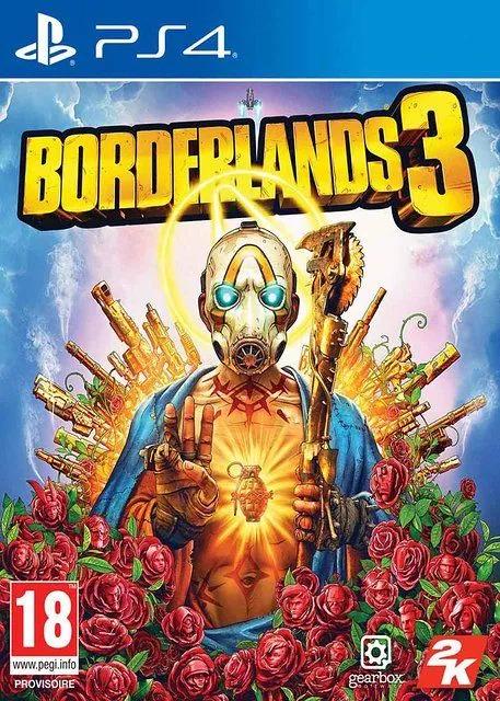 Borderlands 3 sur PS4 & Xbox One + Jusqu'à 5,96€ de SuperPoints