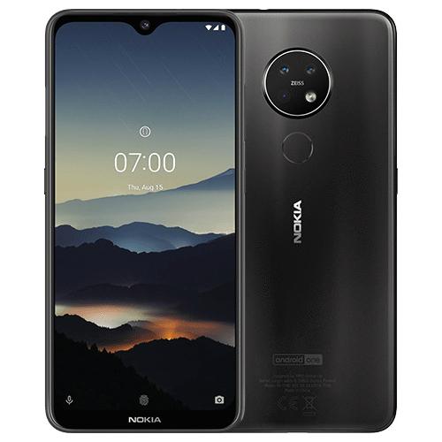 "Smartphone 6.3"" Nokia 7.2 - 128 Go, 4G (B20/B28)"