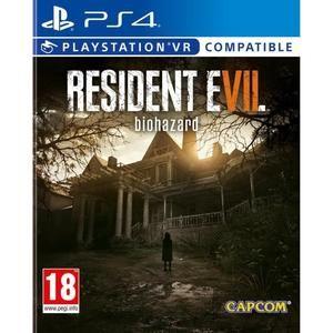 Resident Evil 7 : Biohazard sur PS4 - Auxerre / Fenouillet / Saint-Martin-d'Hères / Valence (26/31/38/89)