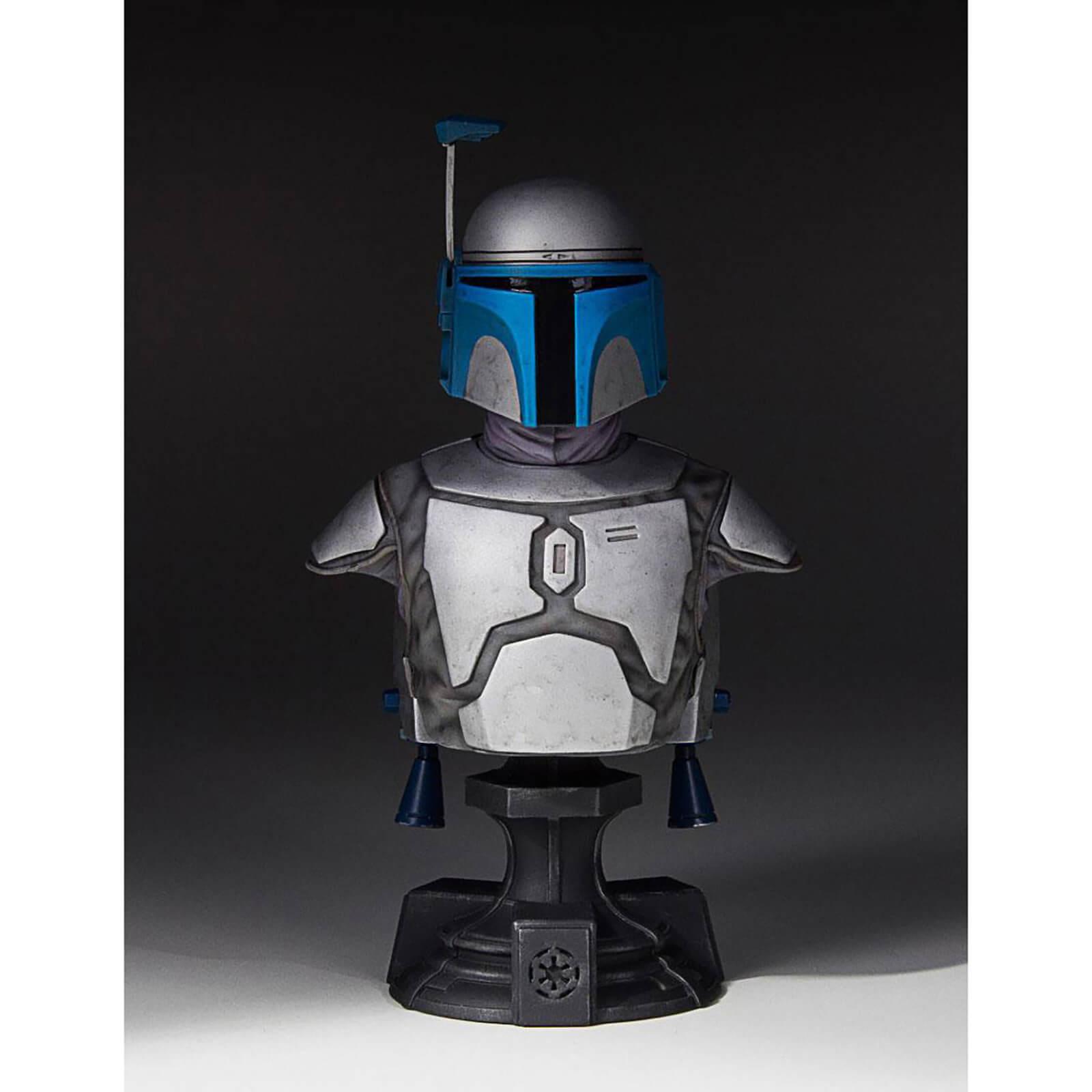 Buste Jango Fett Star Wars - 19 cm