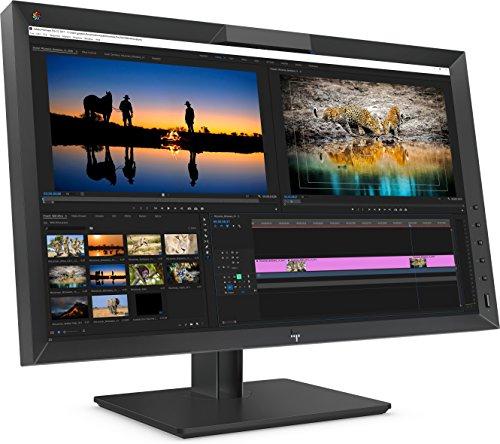 """Ecran PC 27"""" HP DreamColor Z27x G2, WQHD, IPS, Espace colorimétrique : 100% (sRGB), 99% (Adobe RGB), 98% (DCI-P3), 100% (REC 709)"""