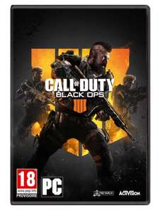 Call of Duty Black Ops 4 sur PC