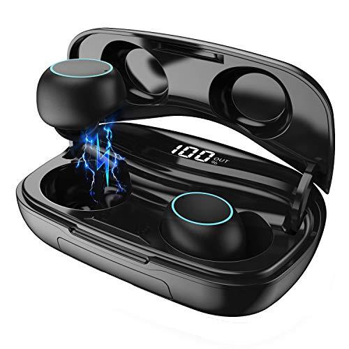Écouteur sans fil Bluetooth HETP - 3500 mAh (vendeur tiers)