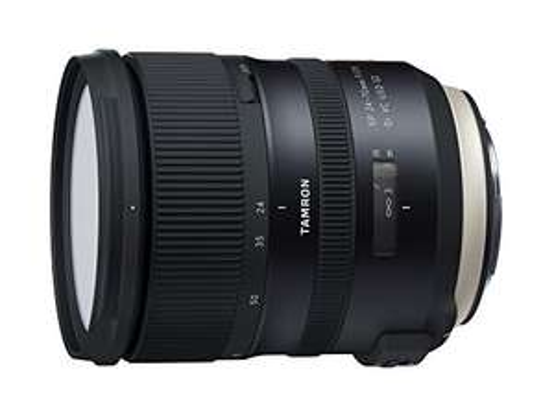 Objectif photo Tamron SP 24-70 mm f/2.8 Di VC USD G2 pour monture Canon