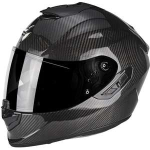 Casque Moto Scorpion Exo-1400 Air Solid Carbon 2XL (moto-vip.com)